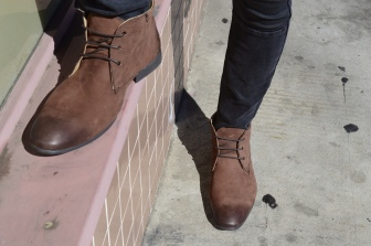 The boots from ASOS: Clean yet rugged.