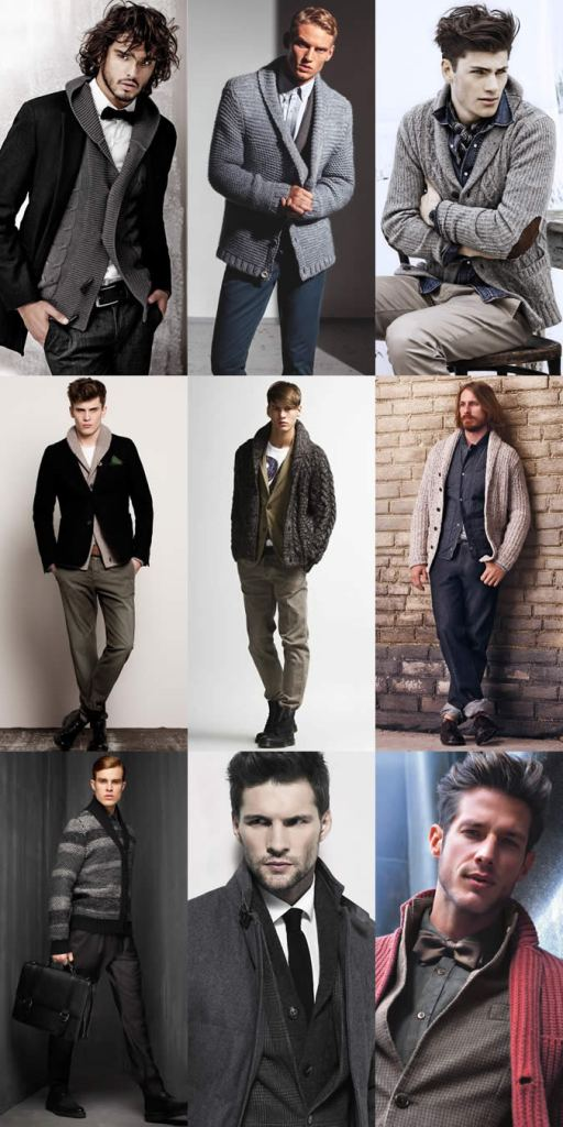 Sweaters, scarves, hoodies, cardigans, boots, beanies, gloves. Look at these examples of fall layering and get inspired!