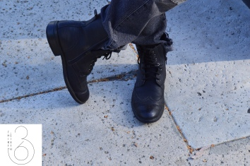 Leather Hoodie 7